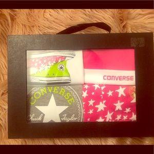 4 piece Converse Gift Set (new)